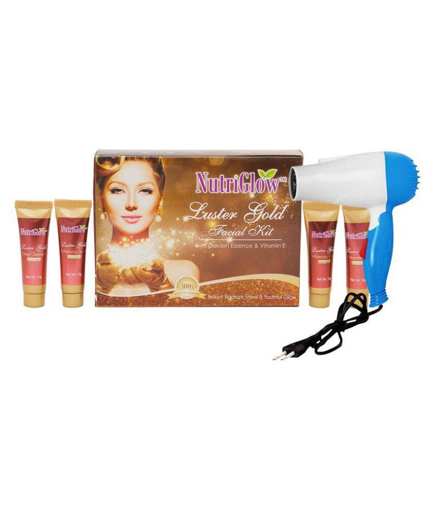 Nutriglow Facial Kit g Pack of 2