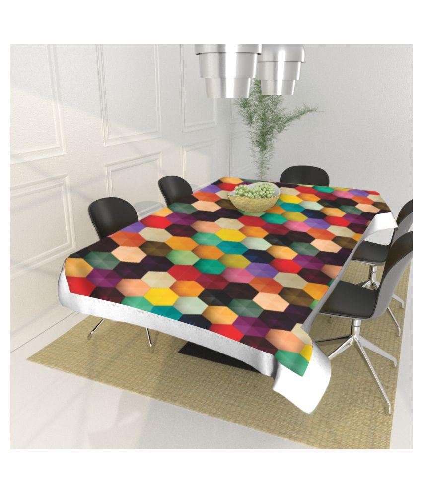 Priya Enterprises 6 Seater PVC Single Table Covers
