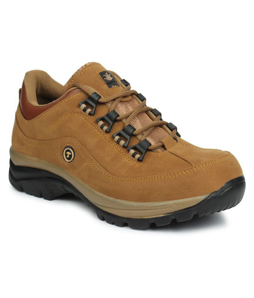 Fashion Victim Outdoor Brown Casual Shoes