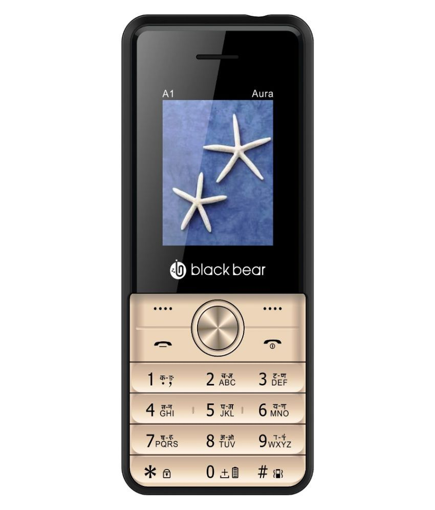 BLACKBEAR A1 Aura 1100 mAh Black Gold