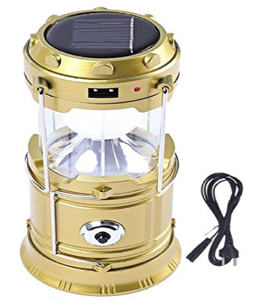 Shreenathji 6W Solar Lantern - Pack of 1