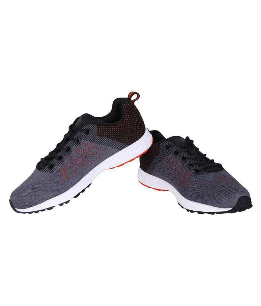 Nivia YORKS Running Shoes Gray