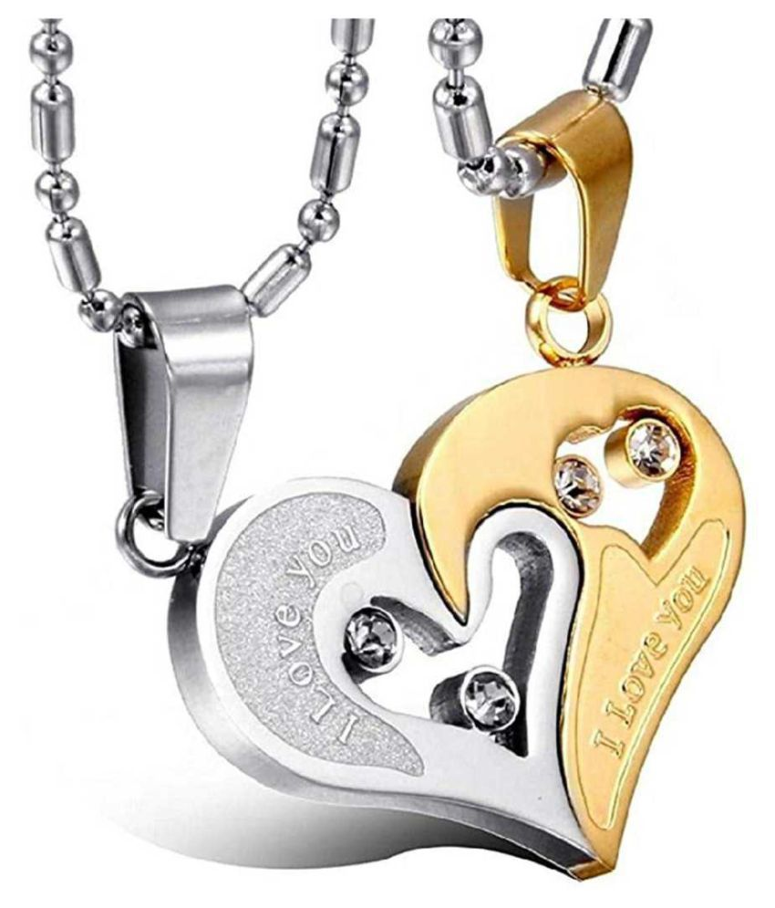 Love Couple Locket