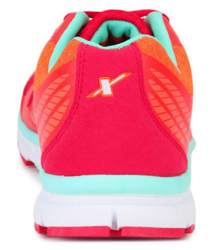 Sparx SM-251 Red Running Shoes - Buy