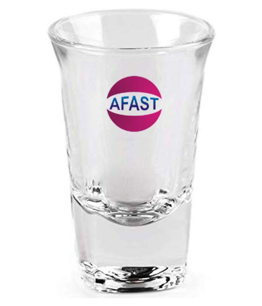 AFAST Glass 20 ml Glasses