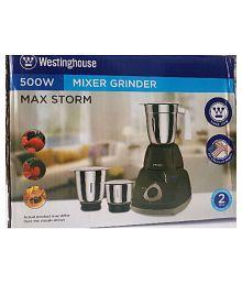 Westinghouse MG50G3A 500 Watt 3 Jar Mixer Grinder