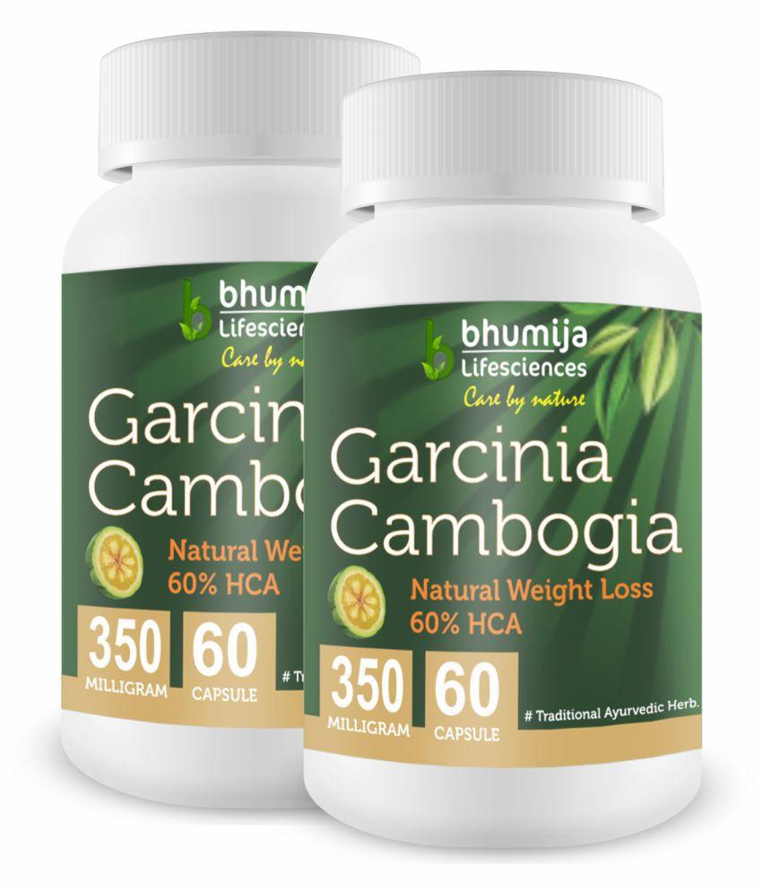 BHUMIJA LIFESCIENCES Garcinia cambogia 350 mg Unflavoured