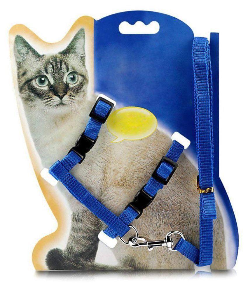 Body Harness Nylon Set for Cat