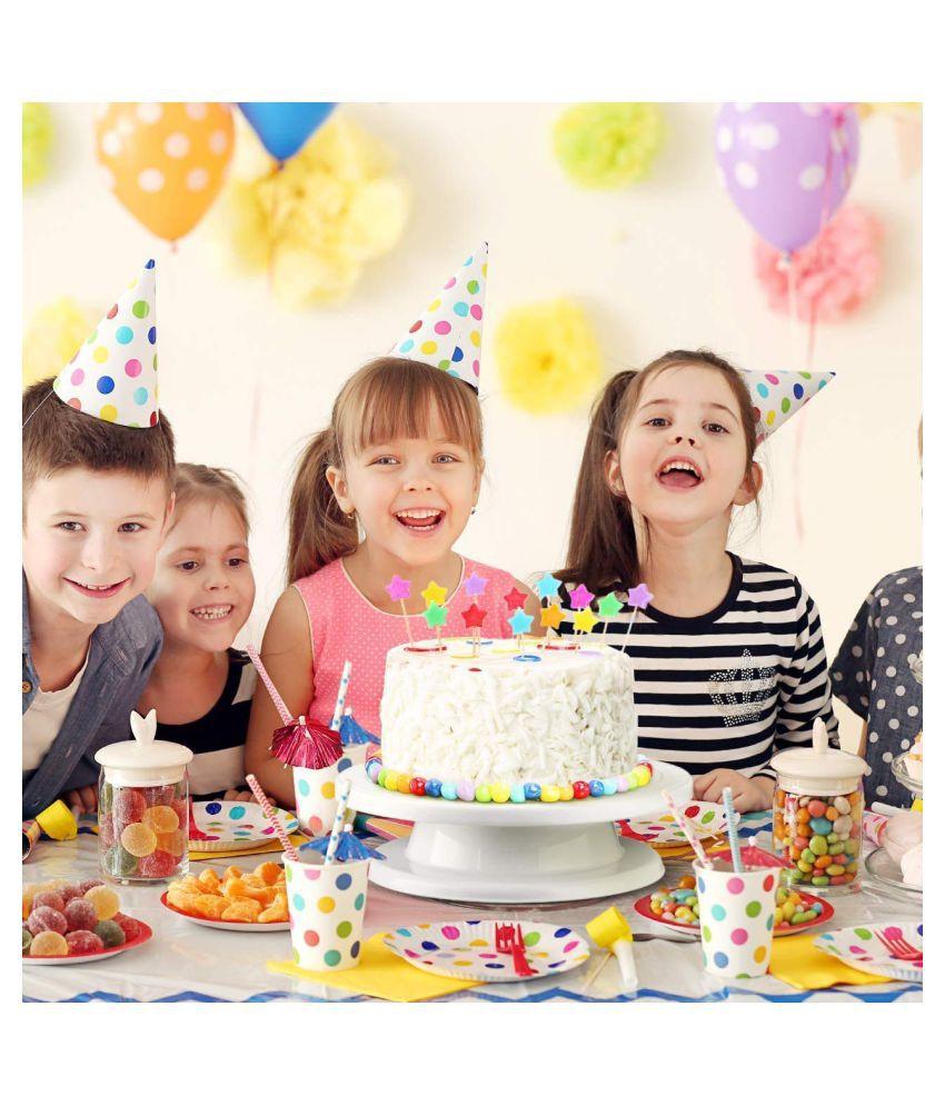 Cake Turntable Revolving Cake Decorating Stand Cake Stand ...