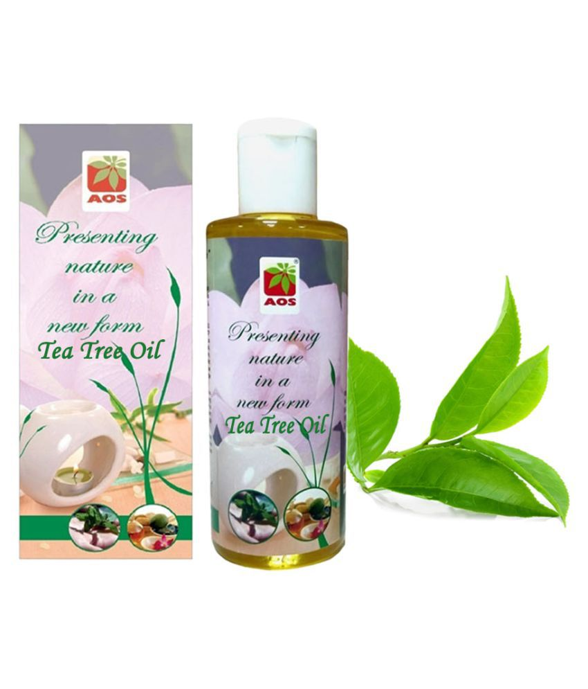 AOS Product 100% Pure Tea Tree Essential Oil 200 mL