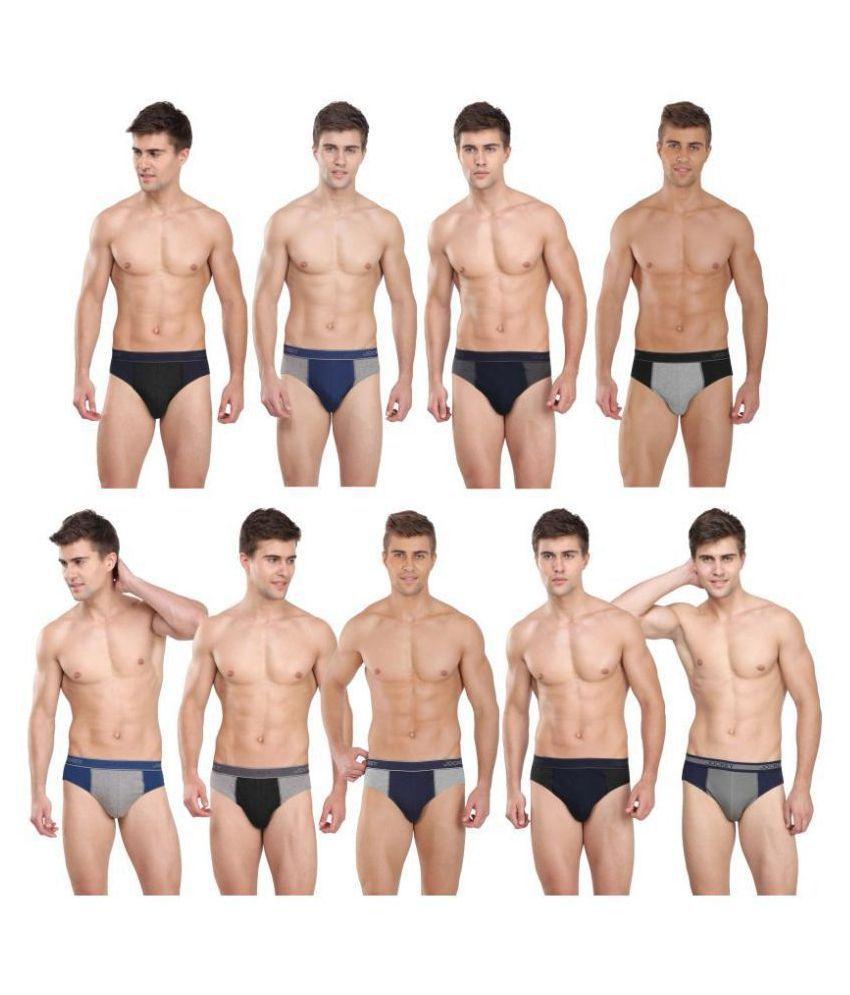 Jockey Multi Brief Pack of 9