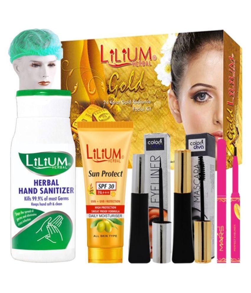 Adbeni Women's Choice Special Makeup  Combo Set, (GC1286),  Facial Kit 256 g