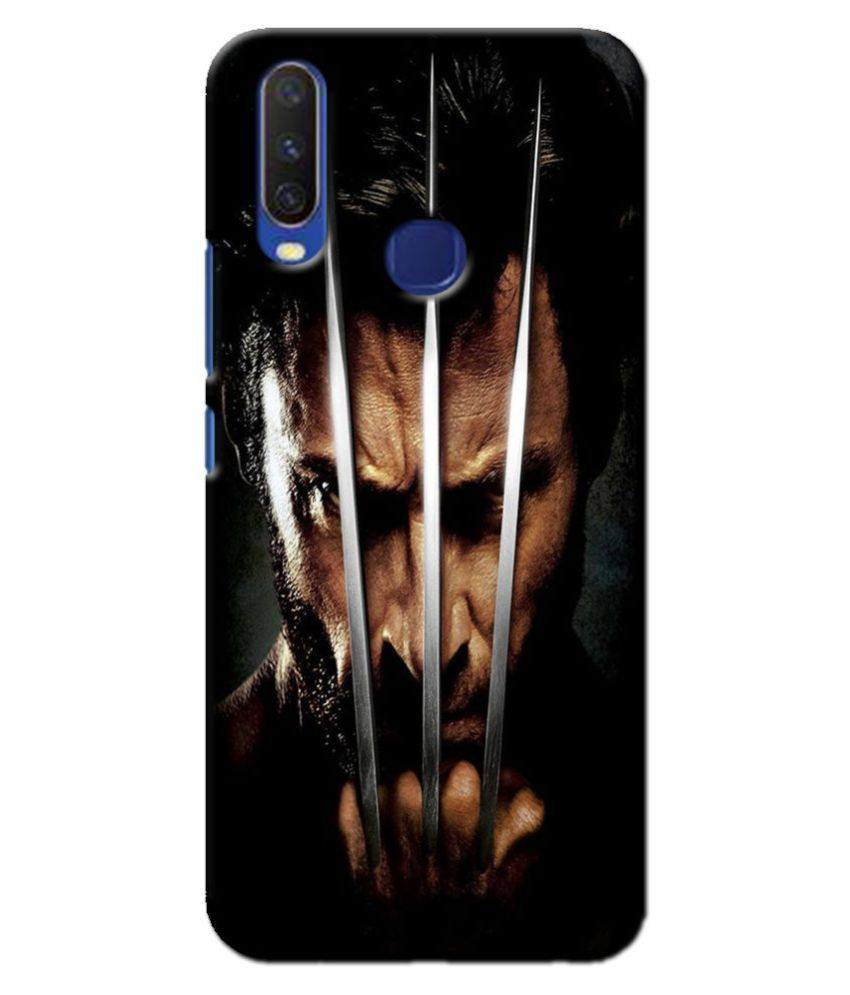Vivo Y15 Printed Cover By Case king 3D Printed Cover