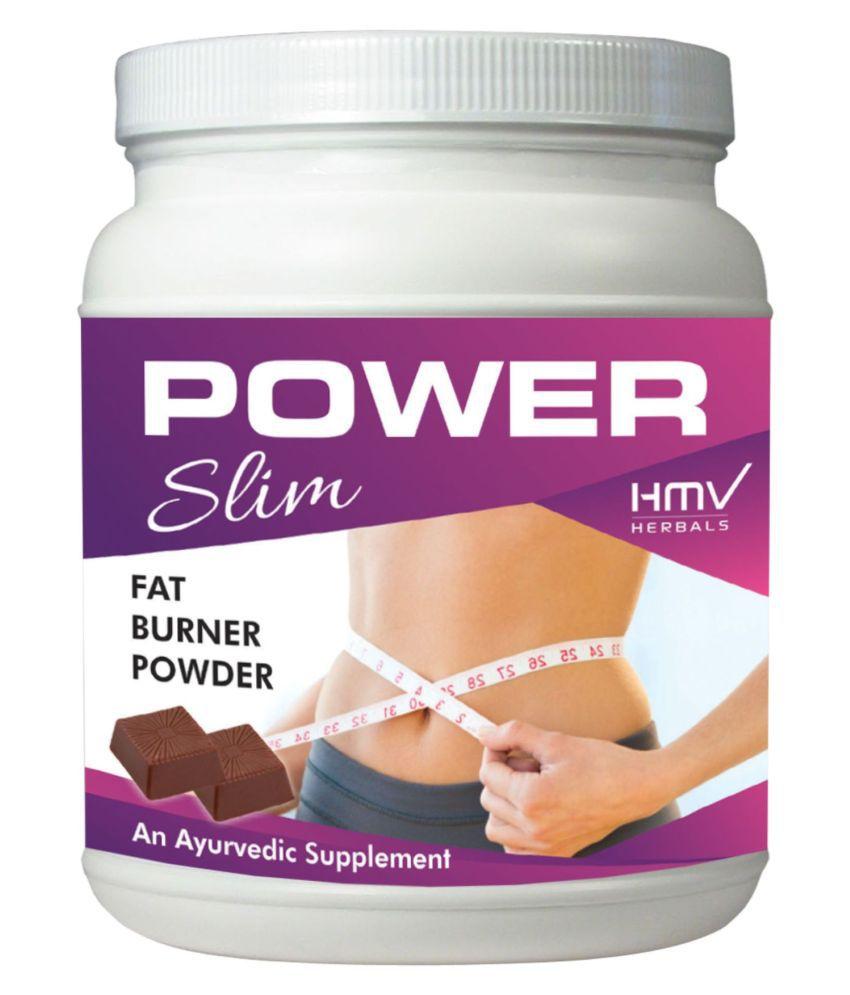 HMV Herbals Power Slim Weight Loss Herbal Choco Powder 100 gm Pack Of 1