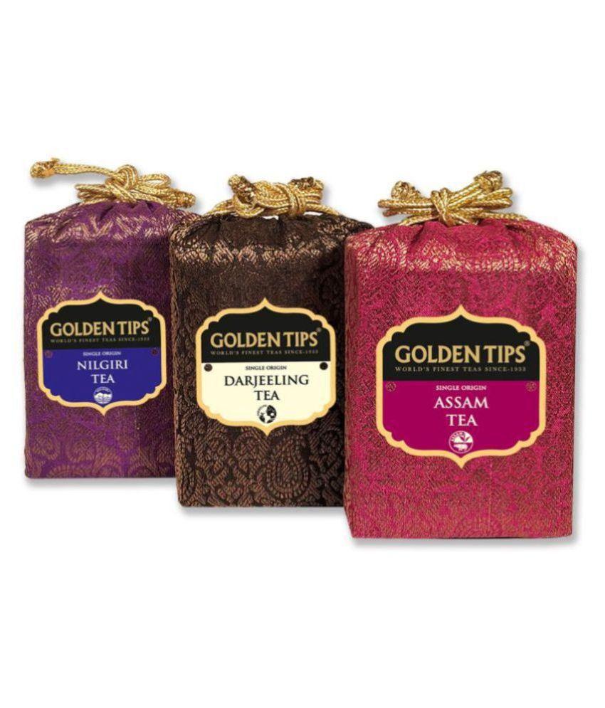 Golden Tips Darjeeling Black Tea Loose Leaf 150 gm