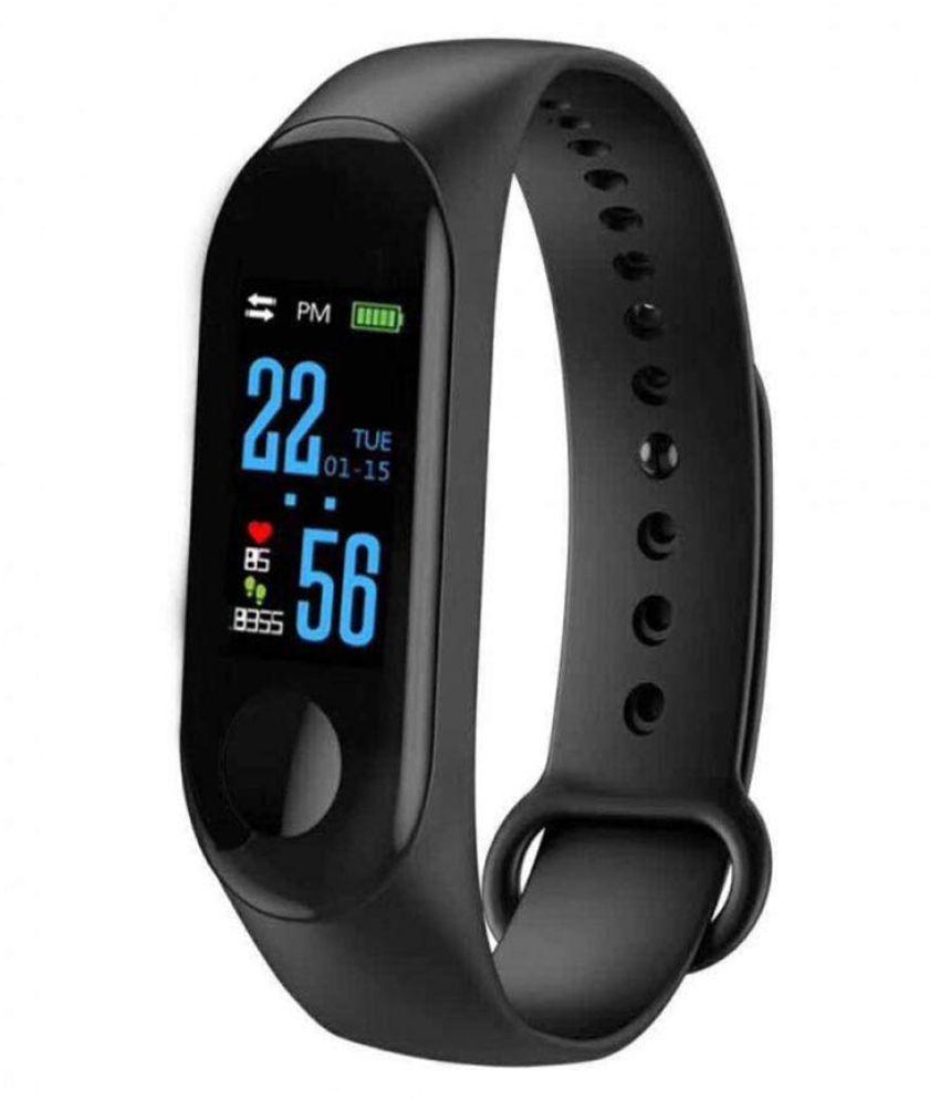 M3 Bluetooth Fitness Wrist Smart Band