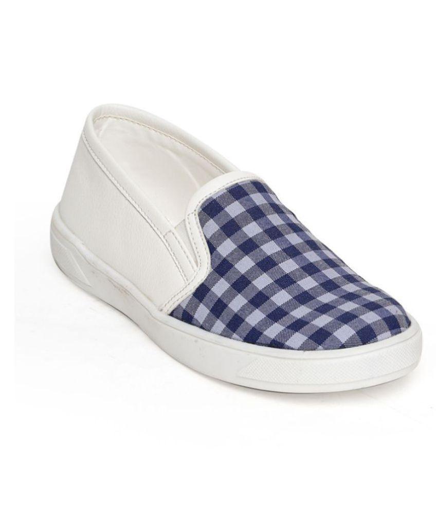 Bruno Manetti Unisex Kids Blue Fabric Sneakers