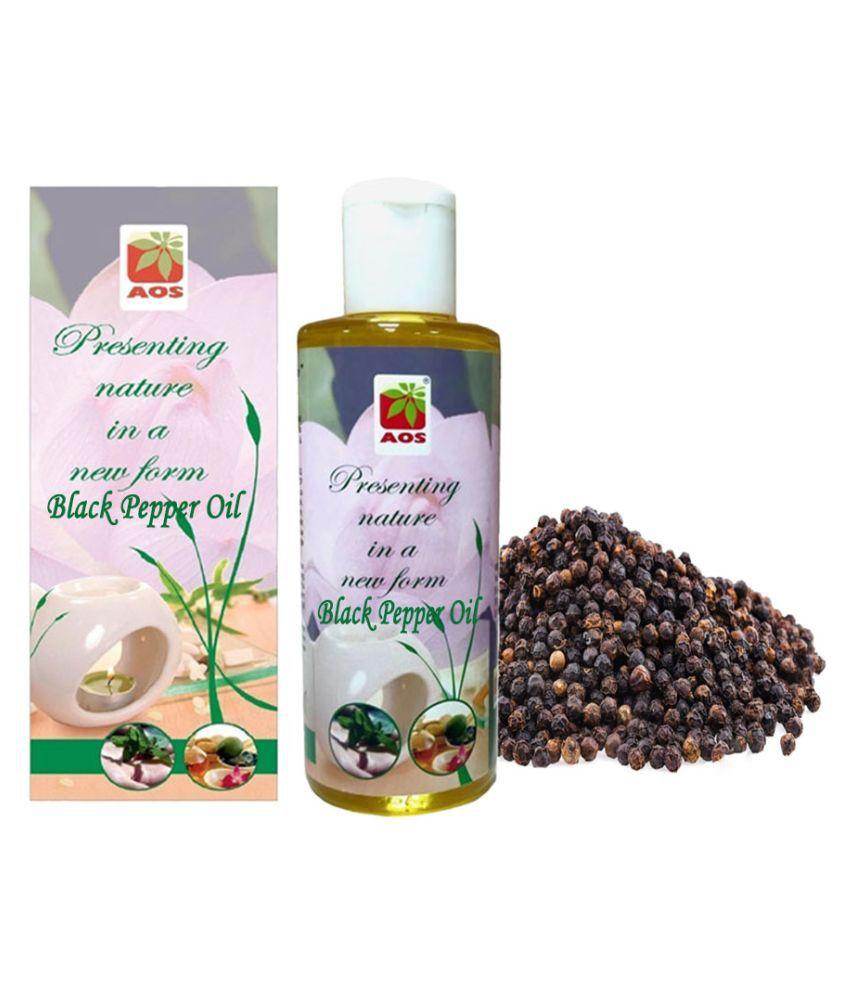 AOS 100% Pure Black Pepper Essential Oil 60 mL