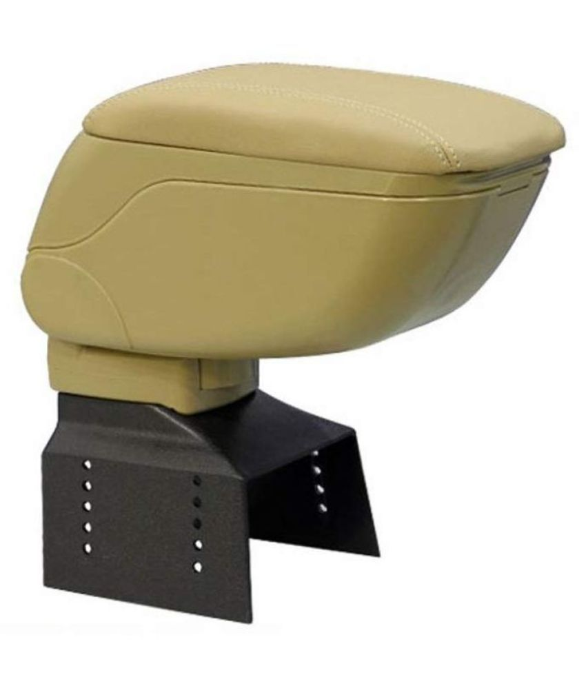 Carizo Car Armrest Beige Color For Volkswagen