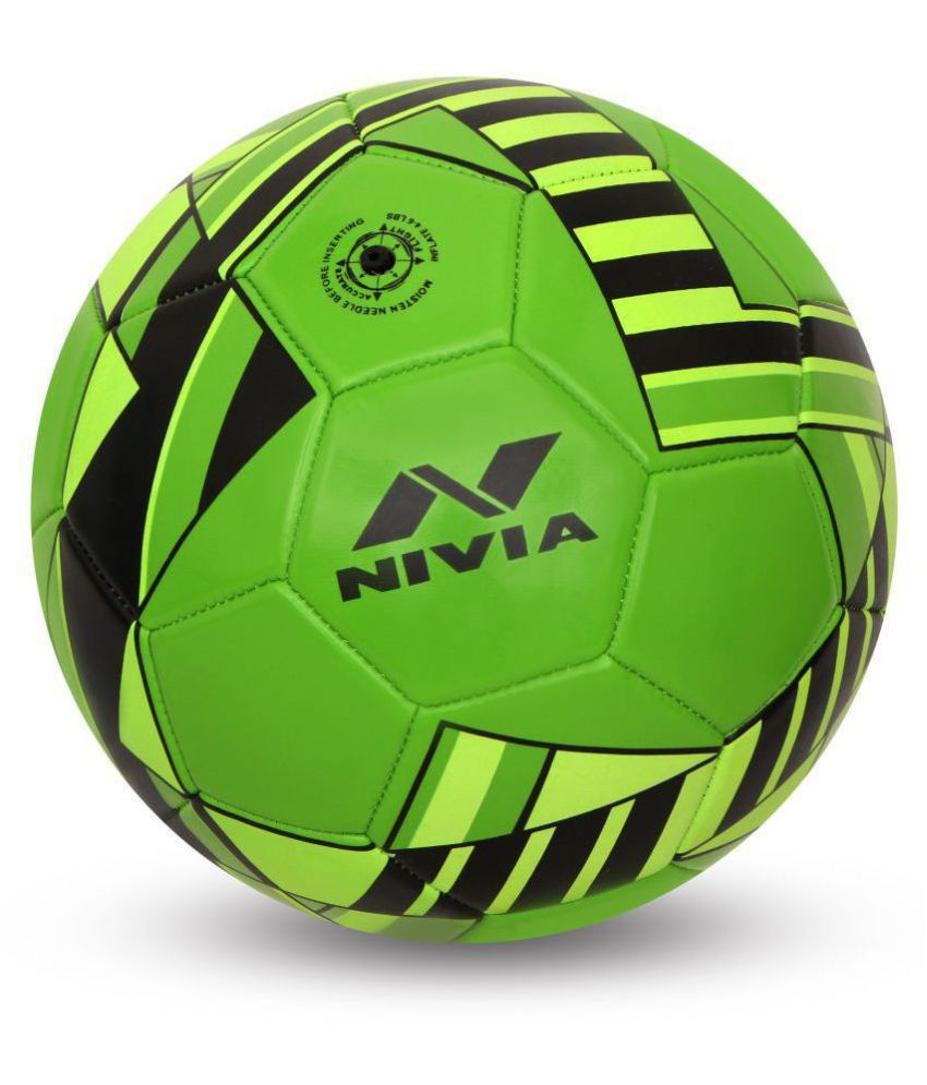 Nivia Blade Green Football Size  3