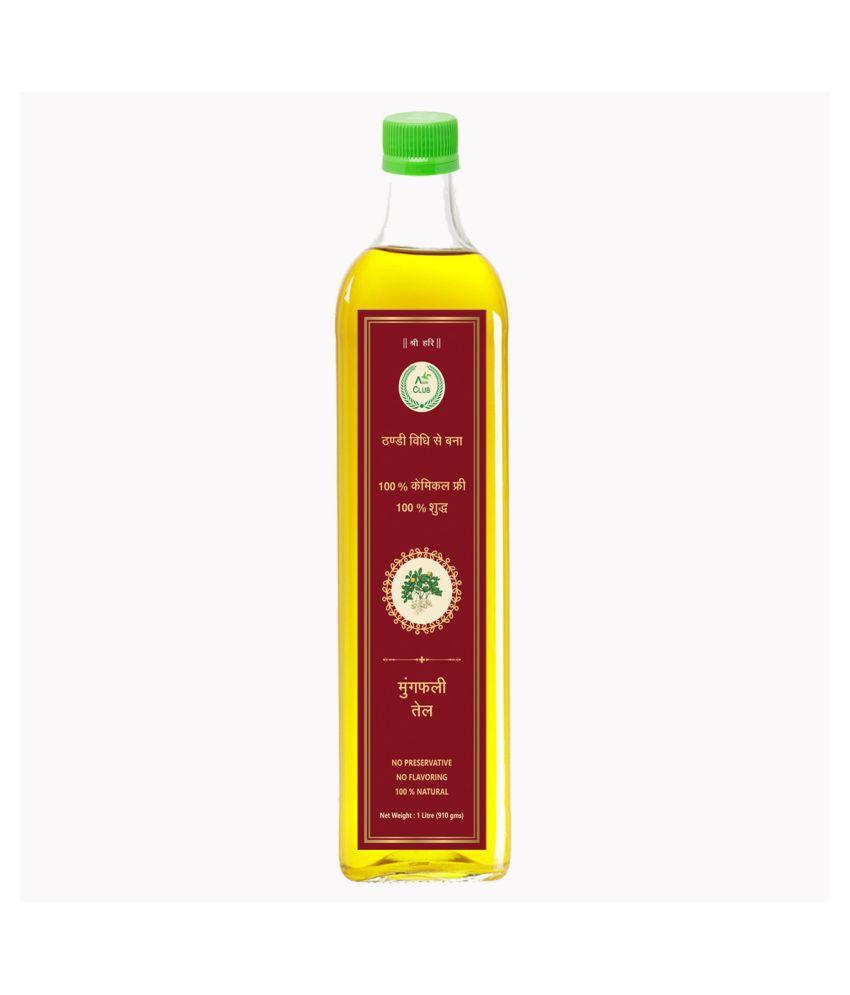 AGRI CLUB Groundnut Oil 500 g
