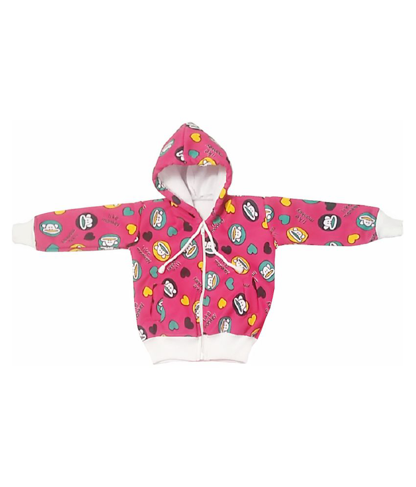 HVM Kids Sweatshirt With Hood