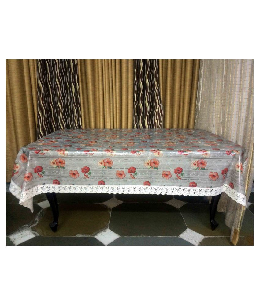 A&H 6 Seater Plastic Single Table Covers