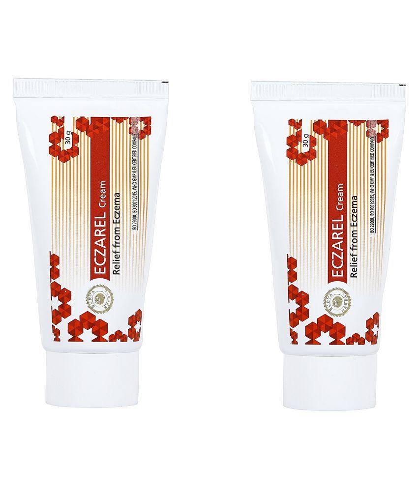 HerbRoot Eczarel Cream Gel 30 gm Pack Of 2