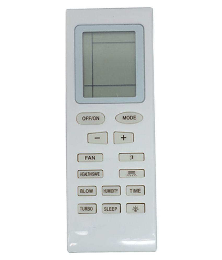 Upix 18 AC Remote Compatible with Godrej AC