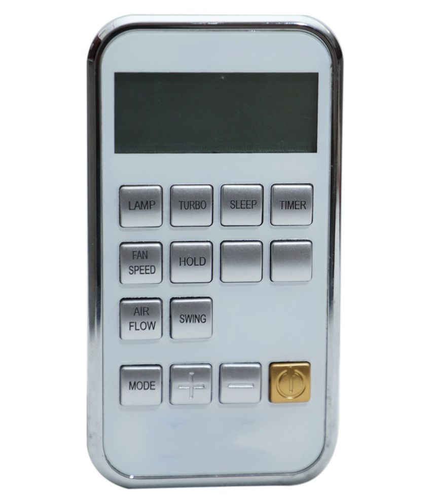 Upix 109 AC Remote Compatible with York AC