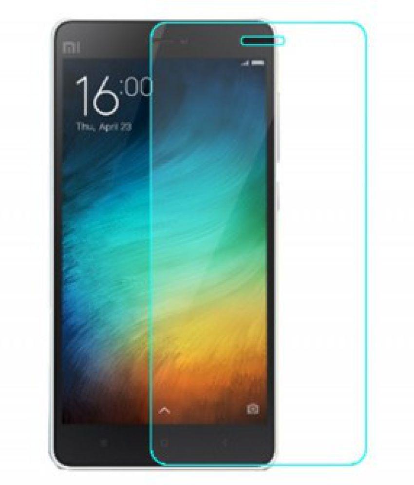 Xiaomi Mi4i MZB4300IN Clear Screen Guard By MONDAL 9H HARDNESS