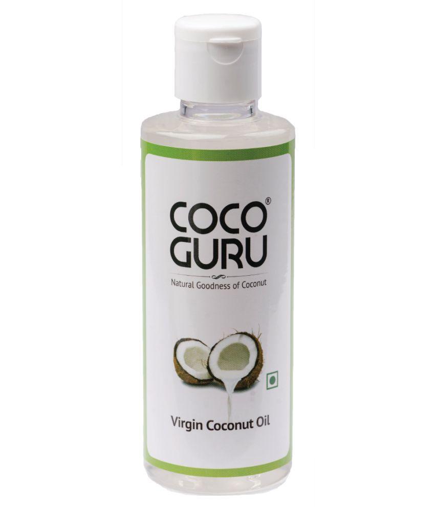 Cocoguru Virgin Coconut Oil 200 mL