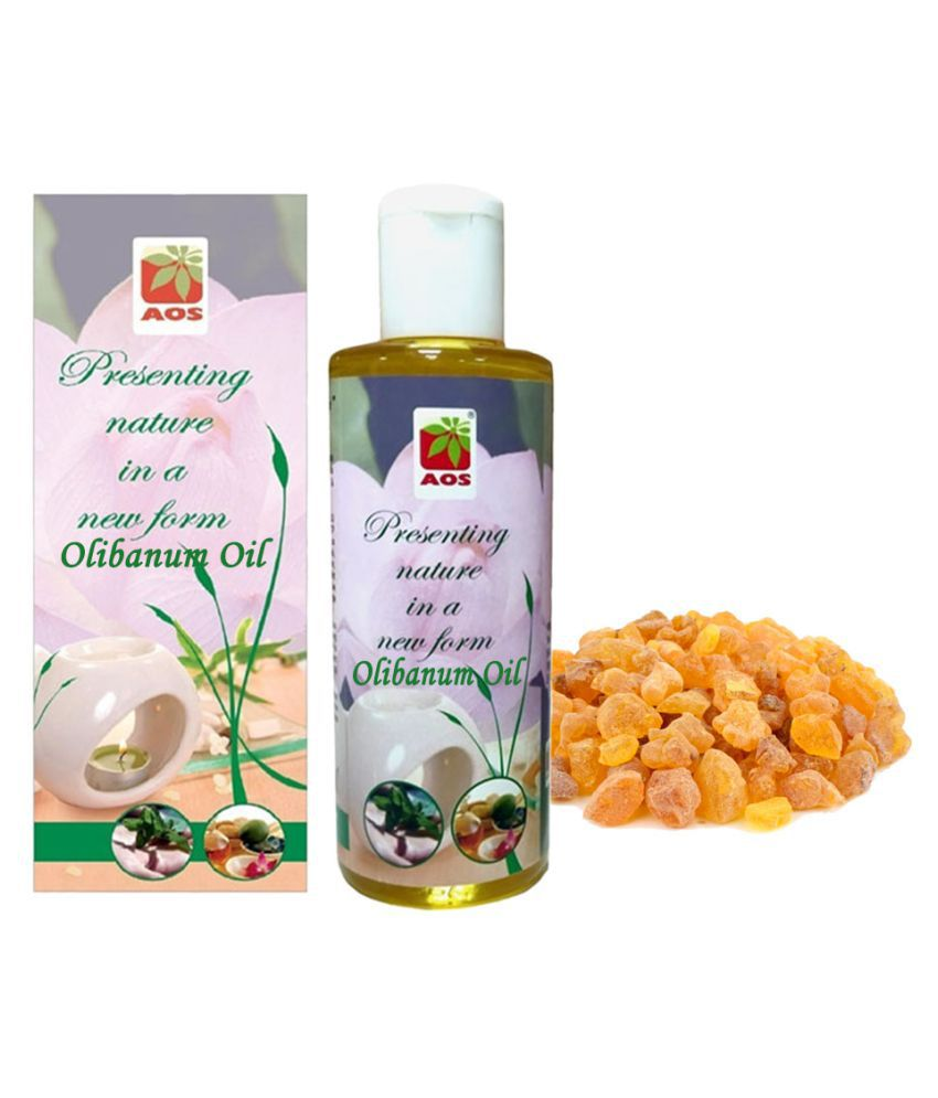 AOS Products 100% Pure Olibanum Essential Oil 100 mL