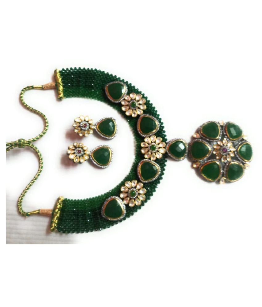 NETRA DESIGNS Green