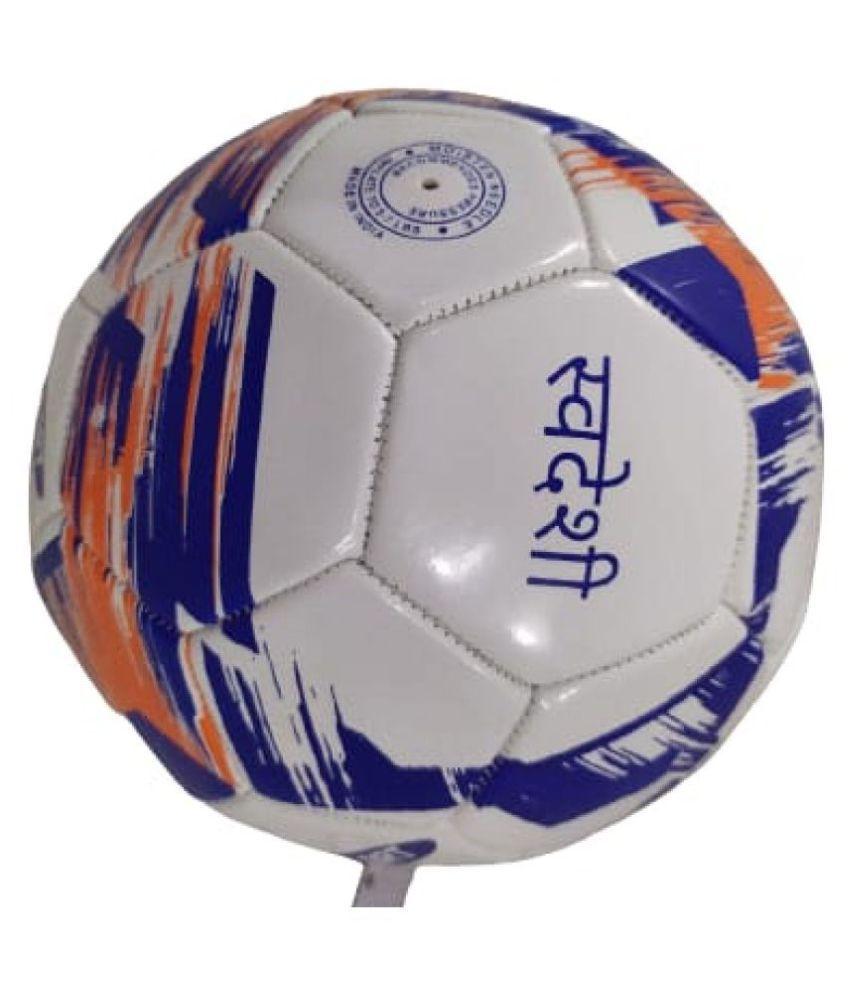 Rio port Hike Football Multi Color Football Size  5