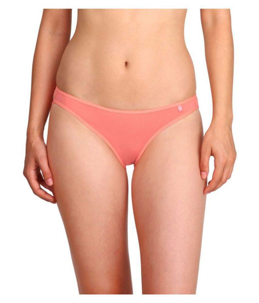 Jockey Cotton Lycra Bikini Panties