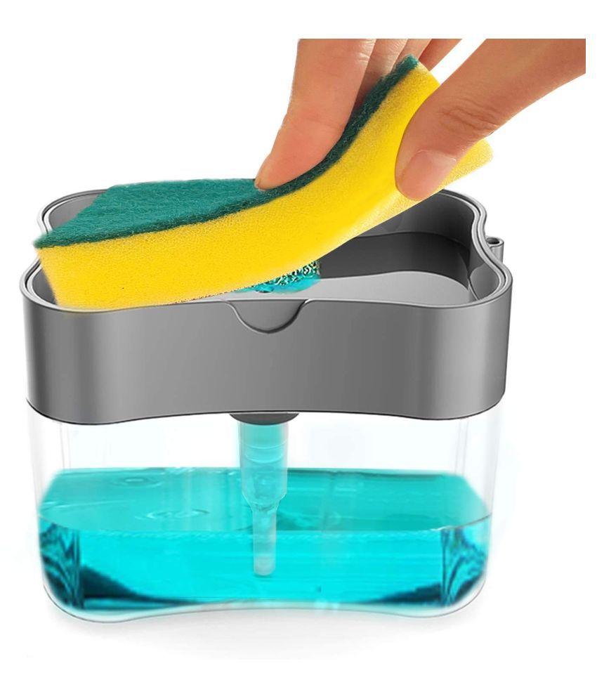 GOLDENMIXER Plastic Soap Dispensers