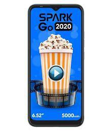 TECNO Spark Go 2020 ( 32GB , 2 GB ) Green