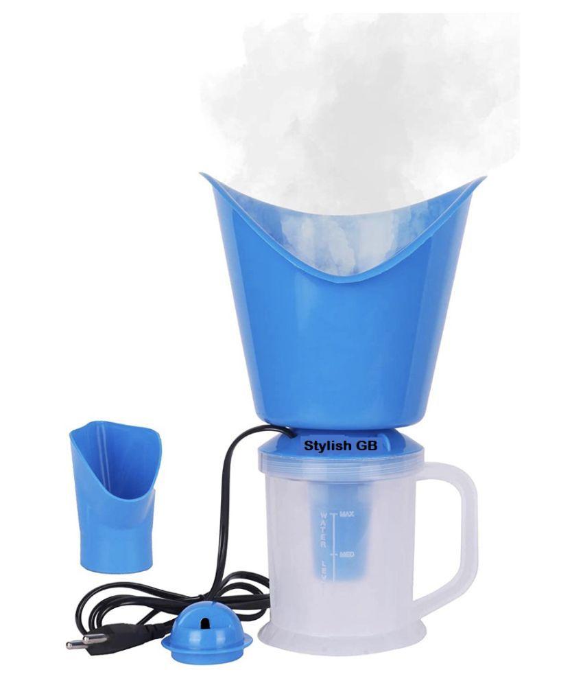 stylishgb STEAMER VAPORIZER Steam Inhaler 3 in 1 Vaporizer