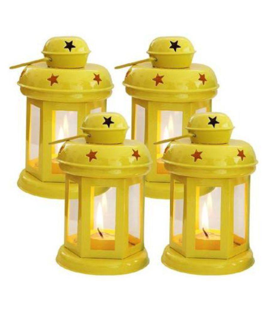Good Will Crafts Hanging Lanterns 15 - Pack of 4