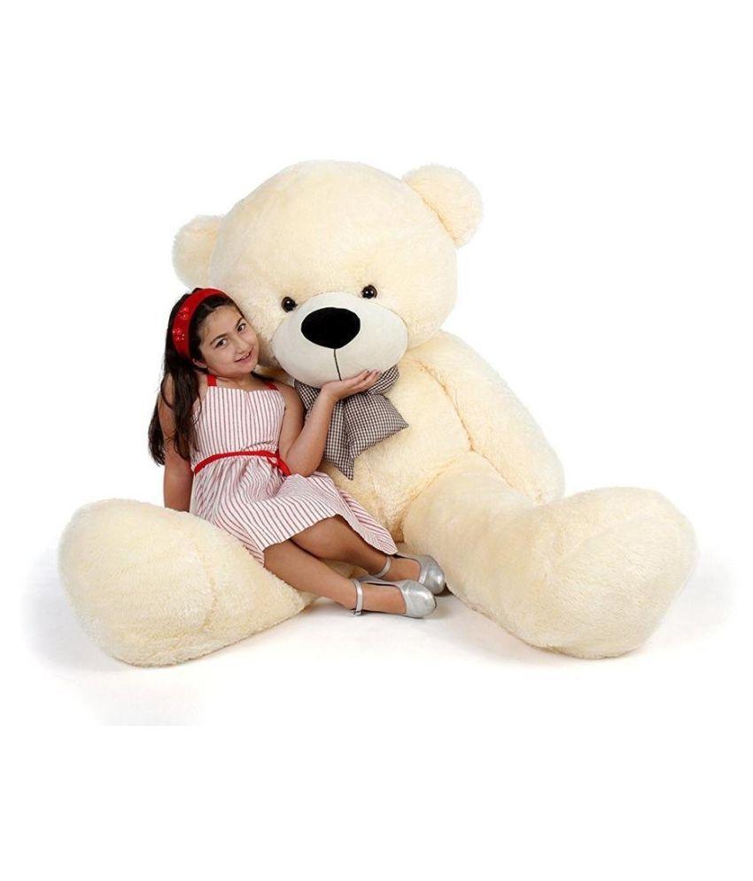 Premium Quality Huggable Teddy Bear, Plush Stuffed   3 Feet