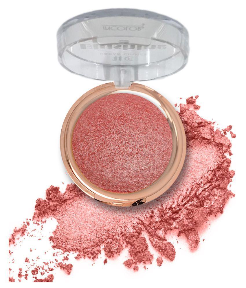 Incolor Pressed Powder Blush Cherry 9 g