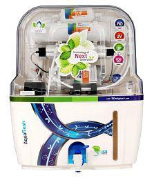 Aqua Grand Aqua Fresh 12 Ltr RO + UV + UF + TDS Water Purifier