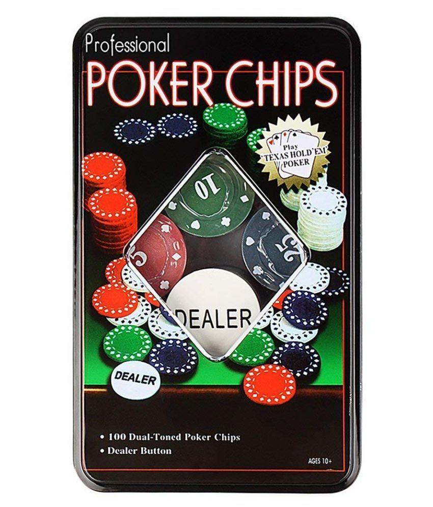 ShikharRetails Assorted Plastic Porker Chips