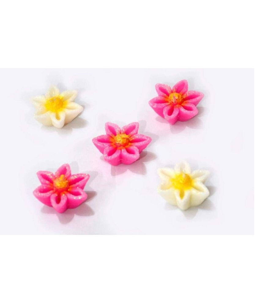 Mohit Rakhi Pink Floating Candle - Pack of 5