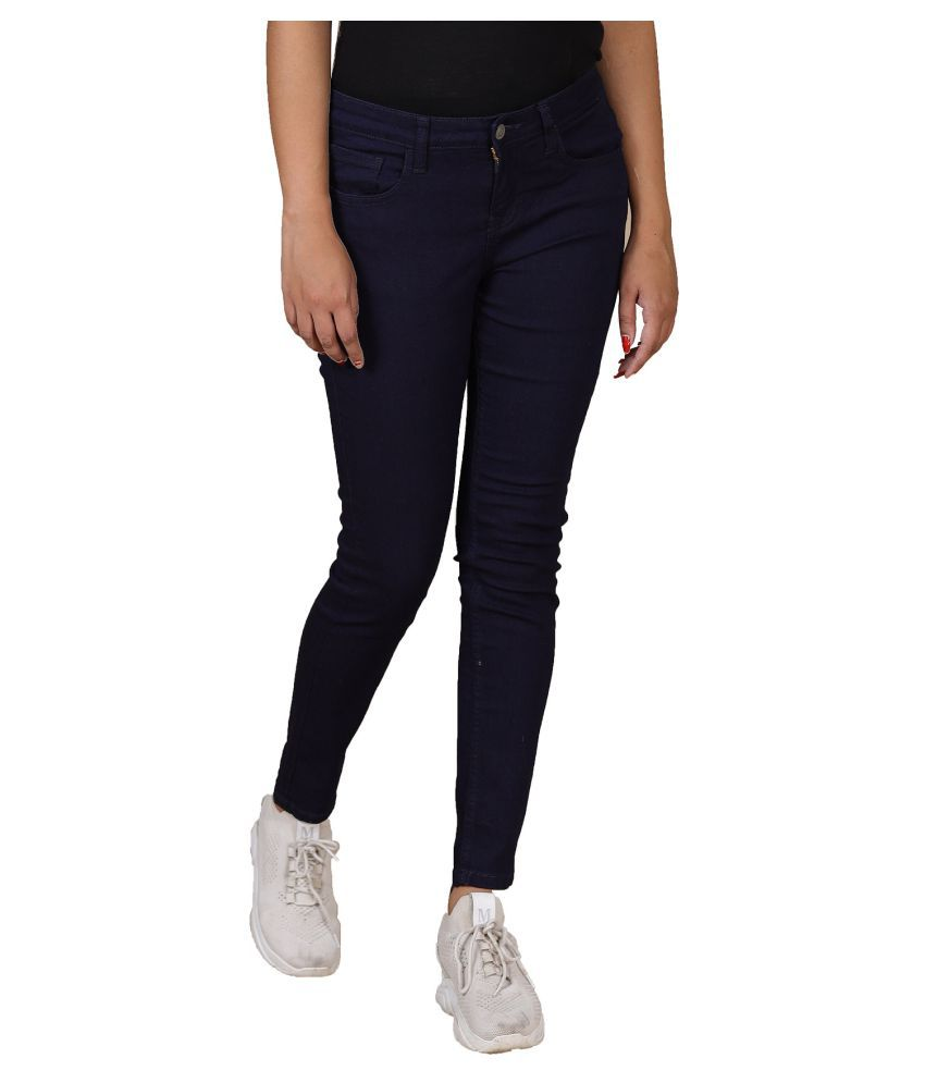 HELLWA Denim Jeans - Navy