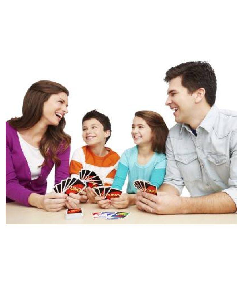 Mattel Uno Fast Fun