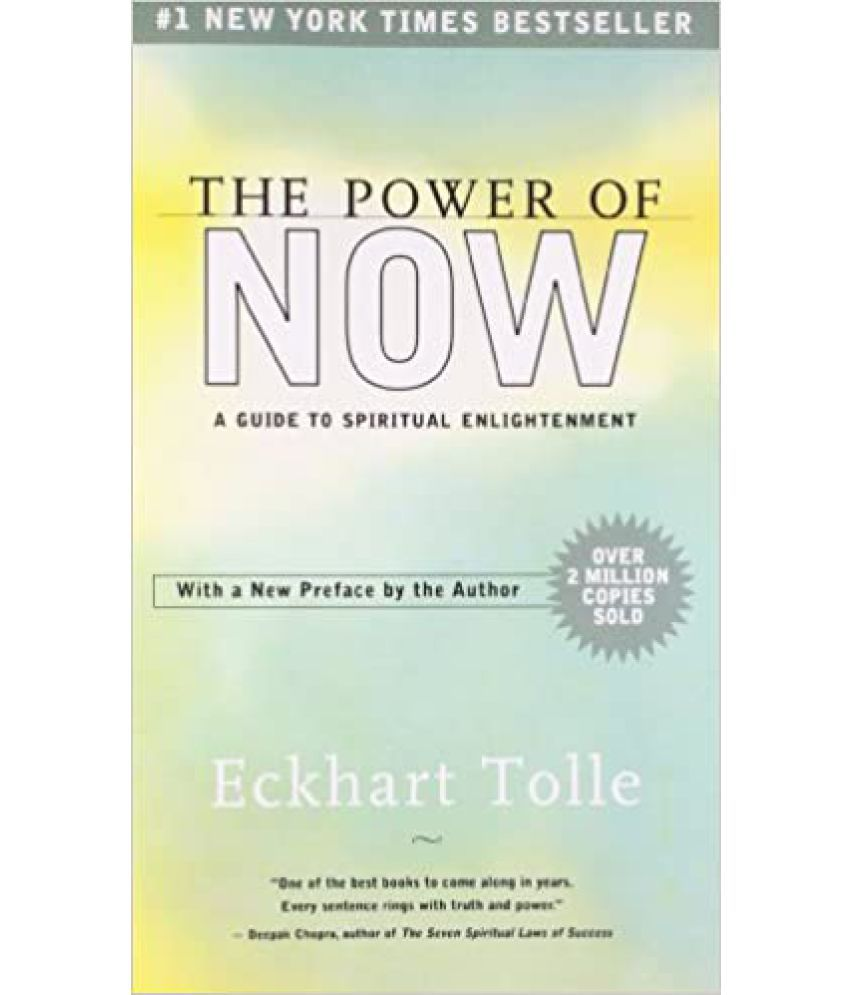 The Power of Now: A Guide to Spiritual Enlightenment Paperback