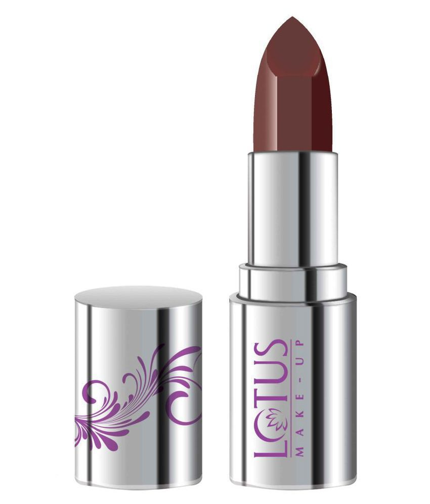 Lotus Make-Up Lipstick Brown 0.1 g