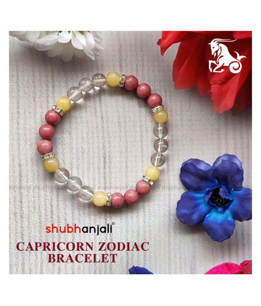 Astrology friendship bracelet pattern